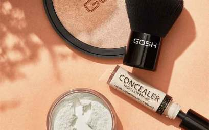 Gosh Cosmetics Vegan List