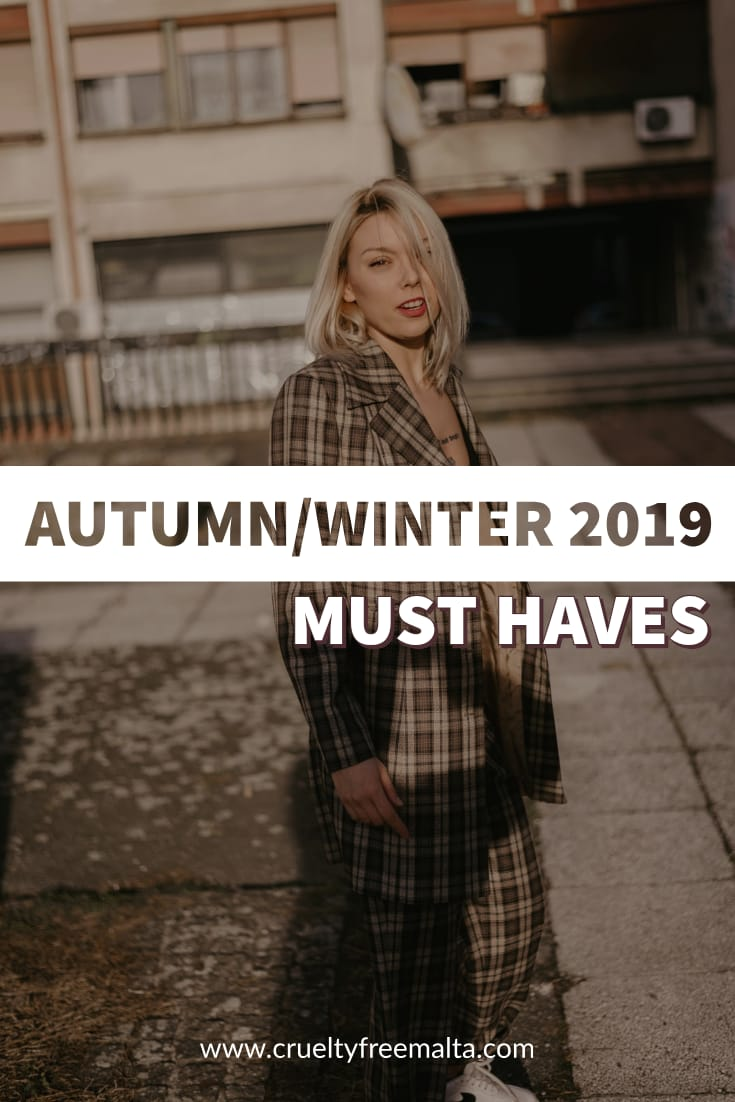 Autumn/Winter 2019 must-haves