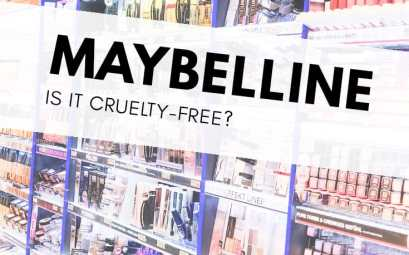 Is Maybelline cruelty-free?
