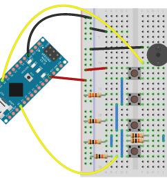 building the circuit [ 1098 x 923 Pixel ]