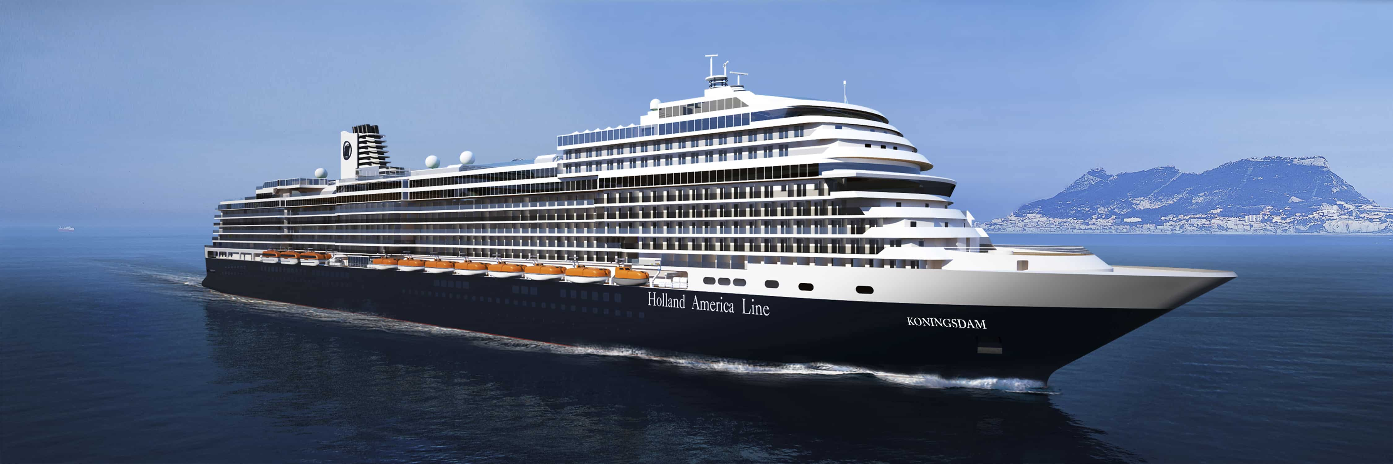 Holland America Line Reveals Summer 2016 European Itineraries for ...