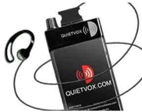 A Quitvox Device