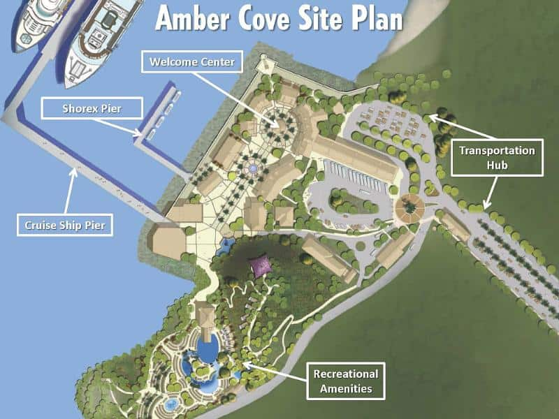 Amber Cove Site Plan