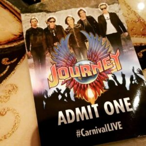 Carnival LIVE - Journey