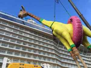 Anthem of the Seas' newest resident