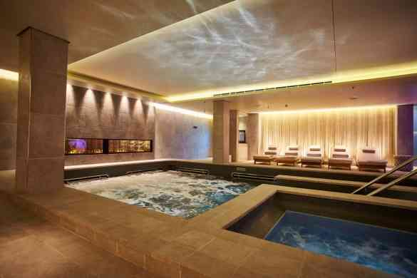 The Spa aboard Viking Star