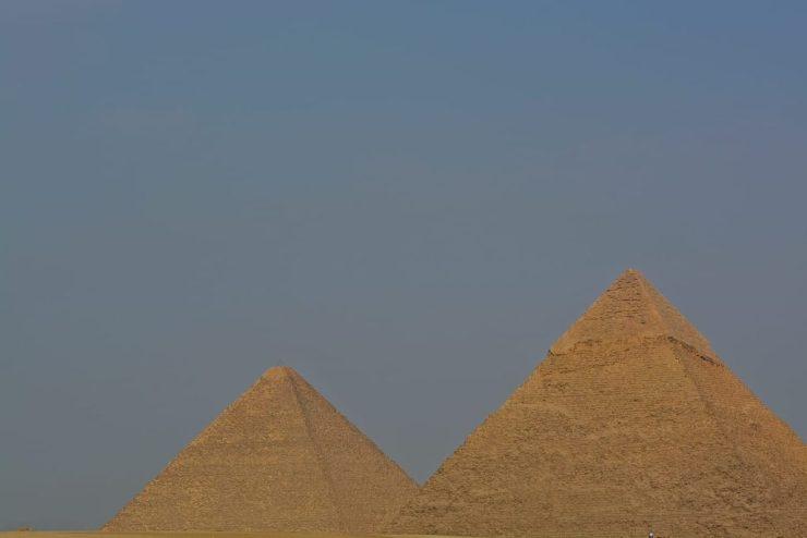 Giza Pyramids - 58