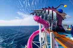 Ultimate Abyss - Deck 16 Aft Harmony of the Seas - Royal Caribbean International