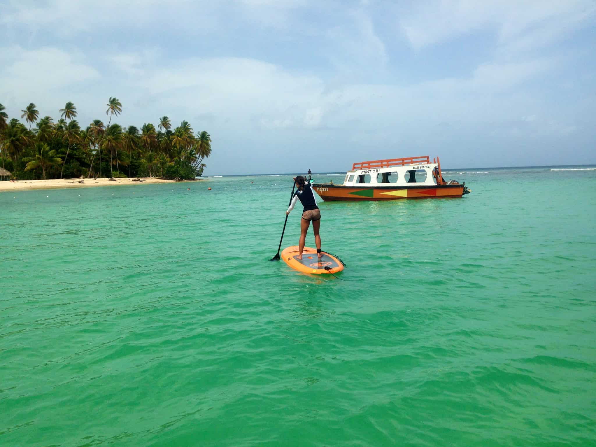 Paddle - Stand Up Paddle Tobago
