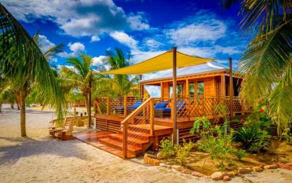 Ten Reasons To Like Harvest Caye Cruise Destination   1