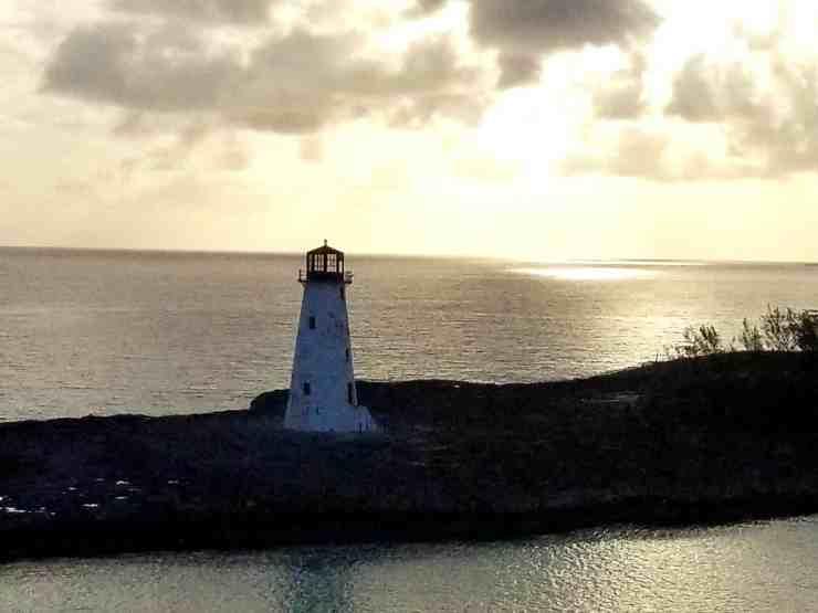 Hog Island Light