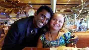 Shah and Meagan