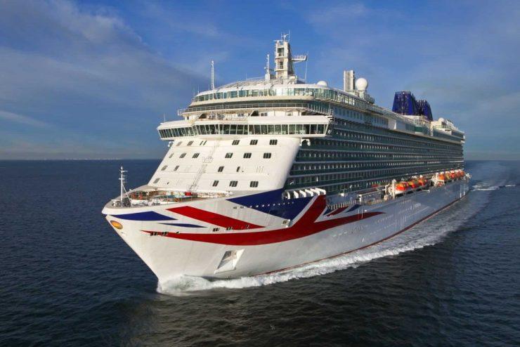 P&O Cruises Britannia (Photo Courtesy of P&O Cruises)