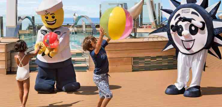 MSC Cruises Plans To Delight Guests With New Entertainment Offerings on MSC Seaside