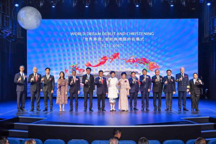 Dream Cruises' Celebrates Arrival Of Second New Ship, World Dream | 30