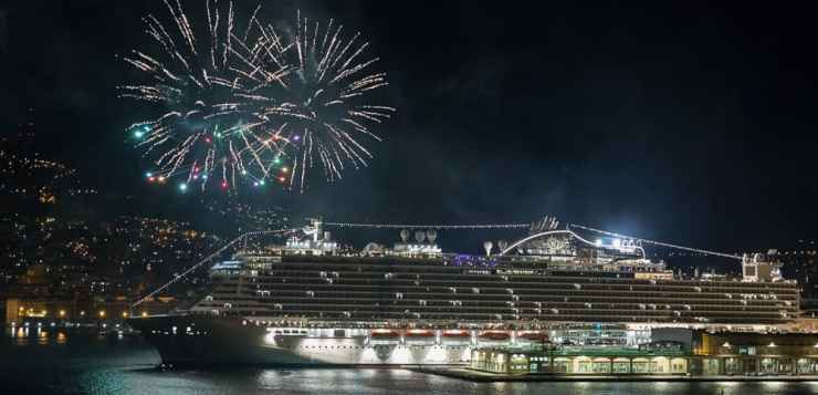 MSC Seaside Prepares To Set Sail To Miami And Dazzle Guests