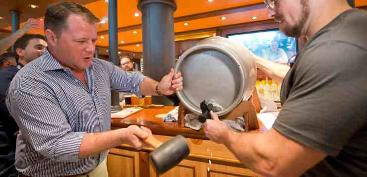 Carnival Cruise Lines Unveils New Parched Pig Craft Beers That Will Debut Aboard Carnival Horizon