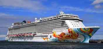 Norwegian Cruise Line Offers Free Airfare