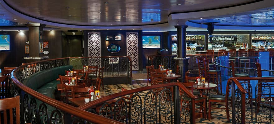 O'Sheehan's Neighborhood Bar and Grill on Norwegian Pearl
