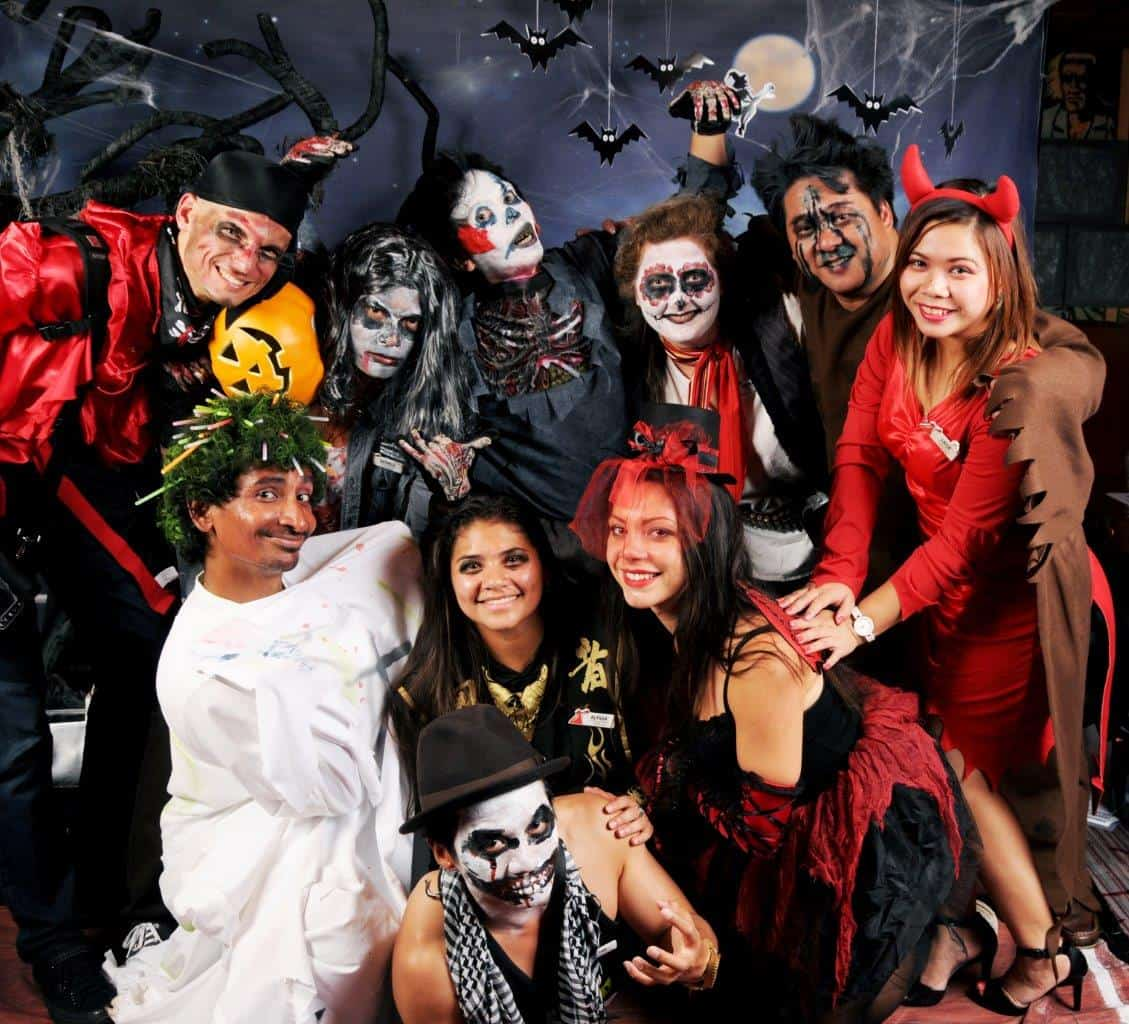 carnival cruise line to host epic 'frightfully fun' halloween