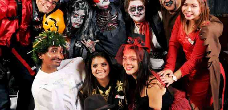 Carnival Cruise Line to Host Epic 'Frightfully Fun' Halloween Celebrations Across Fleet During All October Sailings