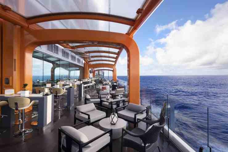 Magic Carpet aboard Celebrity EDGE