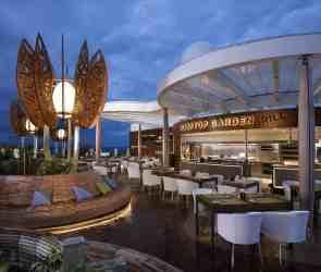 Rooftop Garden Grill aboard Celebrity EDGE