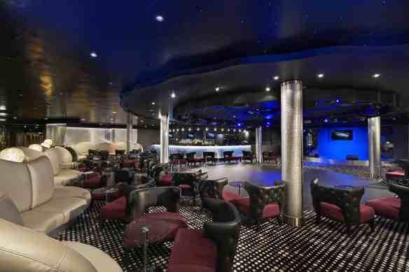 Norwegian Jade refurbished space