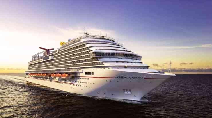 Carnival Cruise Line Carnival Panorama cruise ship