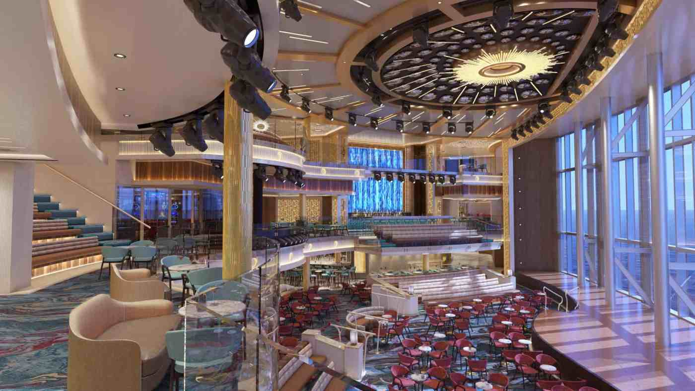 Grand Central takes the traditional atrium concept to new heights