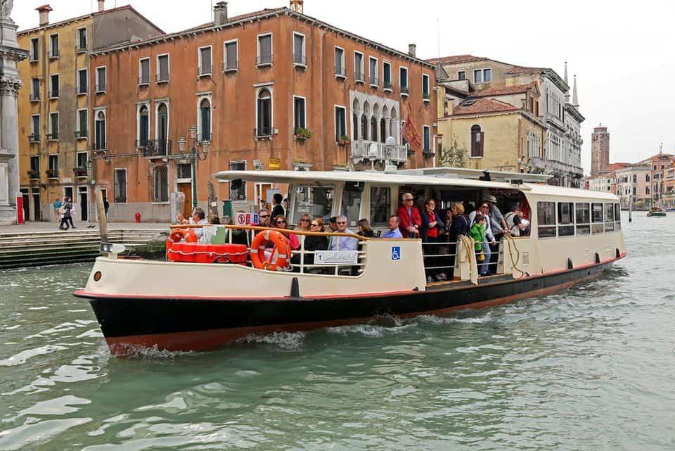How to Get Around Venice Cruise Port and Train Station