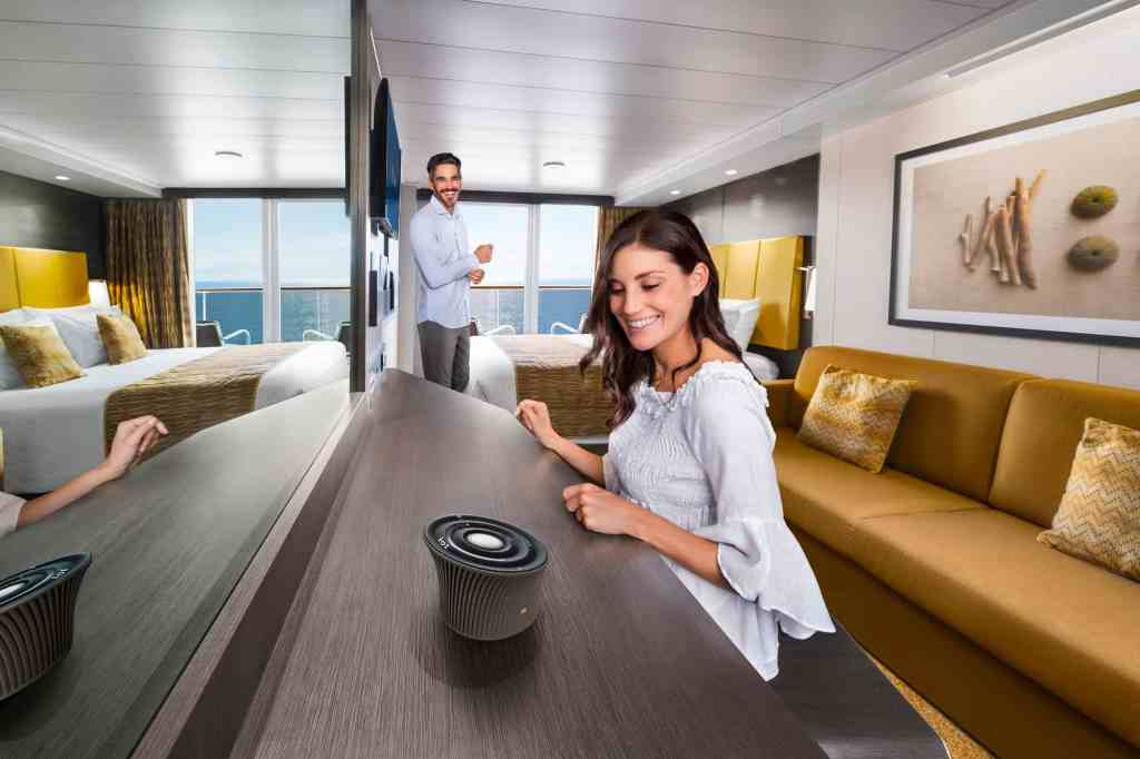 Meet ZOE - the world's first personal cruise assistant by MSC Cruises