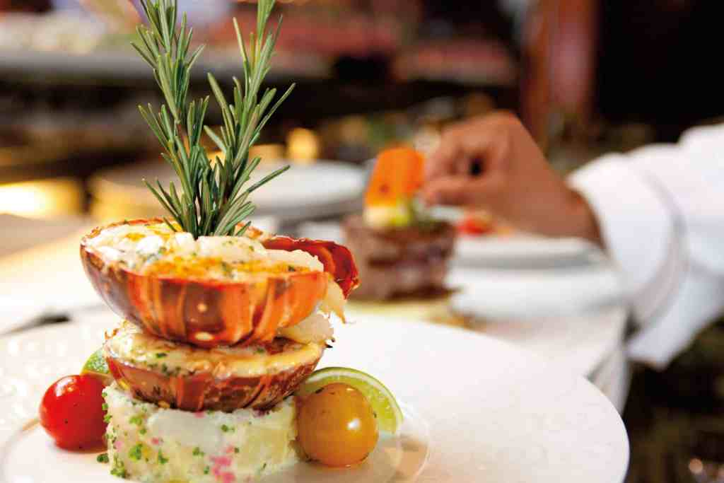 The Five Best Cruise Ship Steakhouses | 7