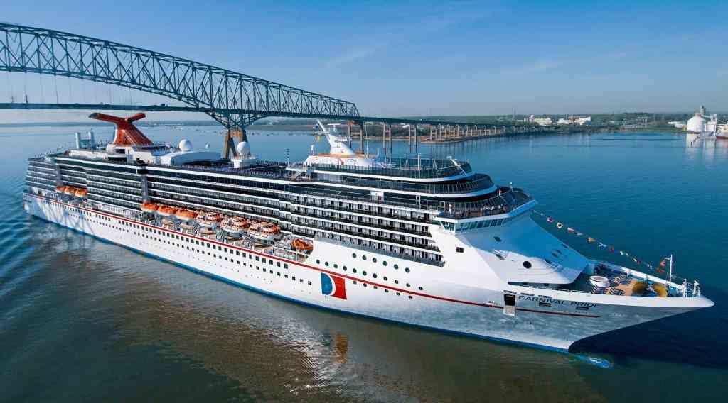 "Carnival Cruise Line Celebrates ""Decade of fun"" at Port of Baltimore   26"