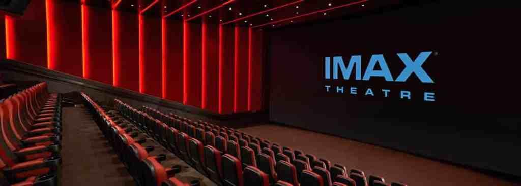 Carnival Vista Imax Theatre