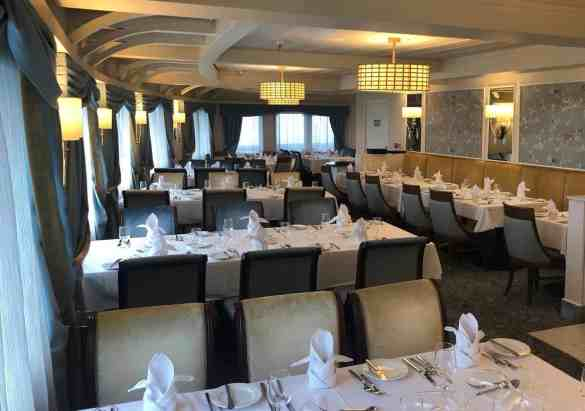 Victory Cruise Lines - The Coastal Dining Room
