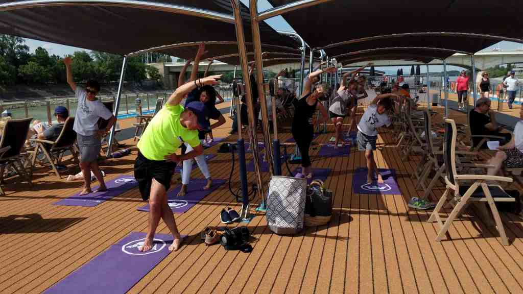 Fitness on the Rivers: Emerald Waterways vs. AmaWaterways | 24