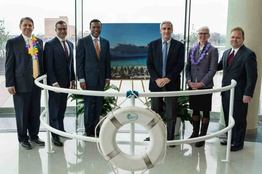Carnival Cruise Line Signs Five-Year Deal With City Of Norfolk | 1
