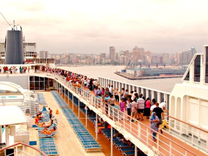 msc says there is huge demand for cruises from durban in the local market.