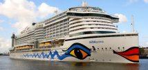 aidaprima will homeport in dubai for the coming 2019/2020 cruise season