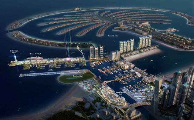 dubai harbour5