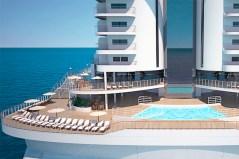 msc seaside, panoramic pool