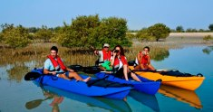 sir-bani-yas-kayaking