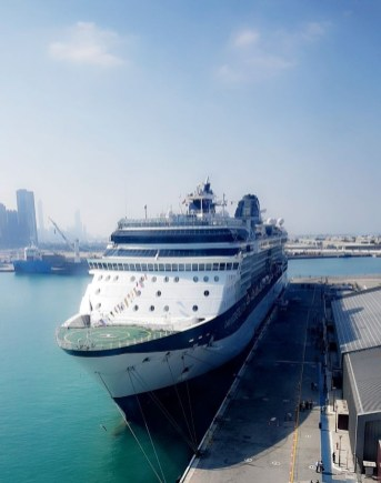 celebrity constellation's remaining two cruises from dubai have been cancelled