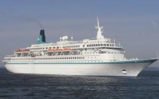 albatross is the oldest ship in the phoenix reisen fleet