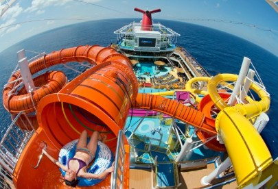 carnival mardi gras will have the largest waterpark in the fleet.