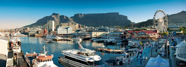 cape town vawaterfront