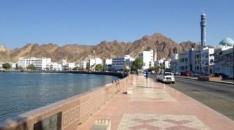 muscat waterfront, oman