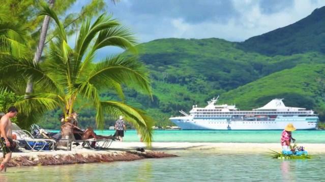 paul gauguin island