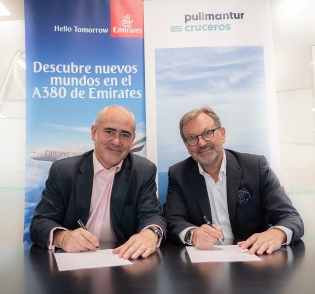 pullmantur emirates airline
